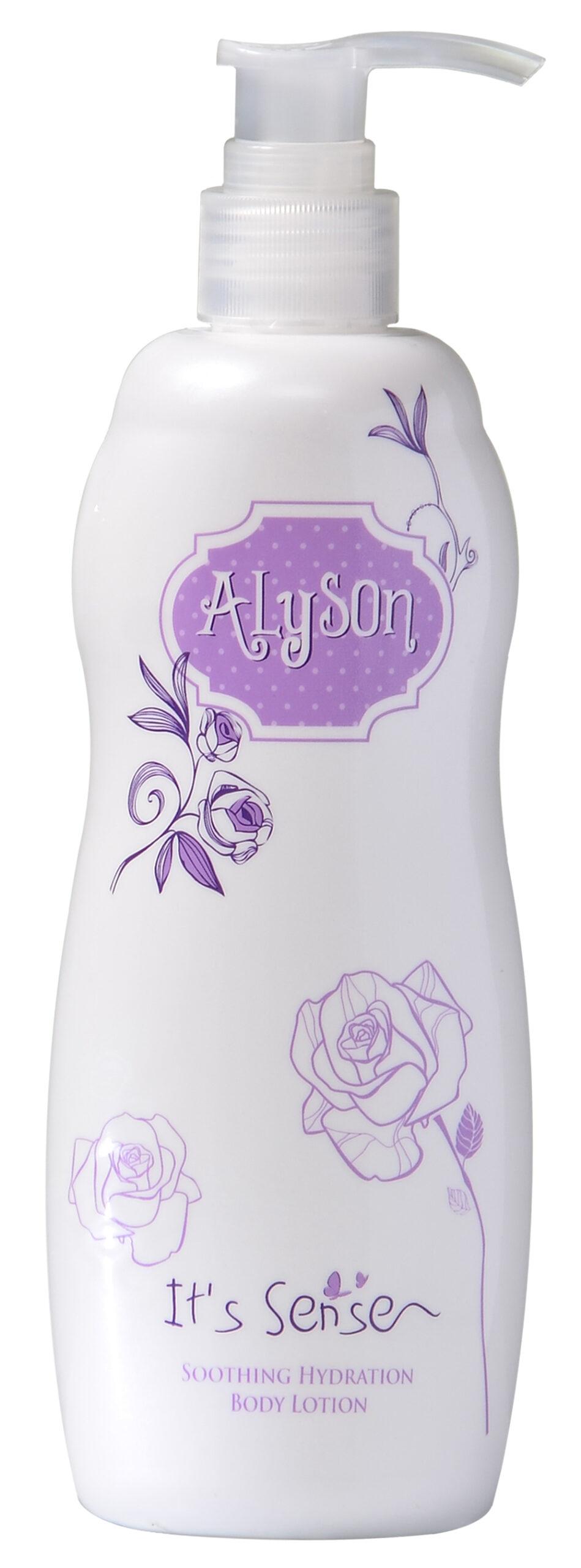Alyson It's Sense Perfumed Lotion 300gm