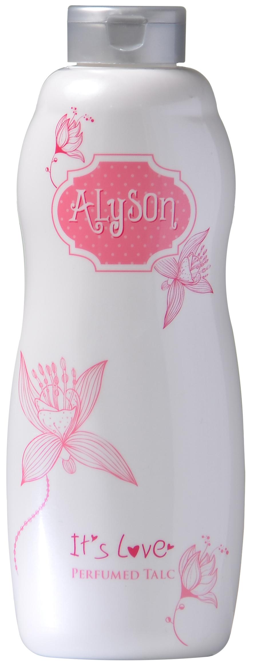 Alyson It's Love Perfumed Talc -150g