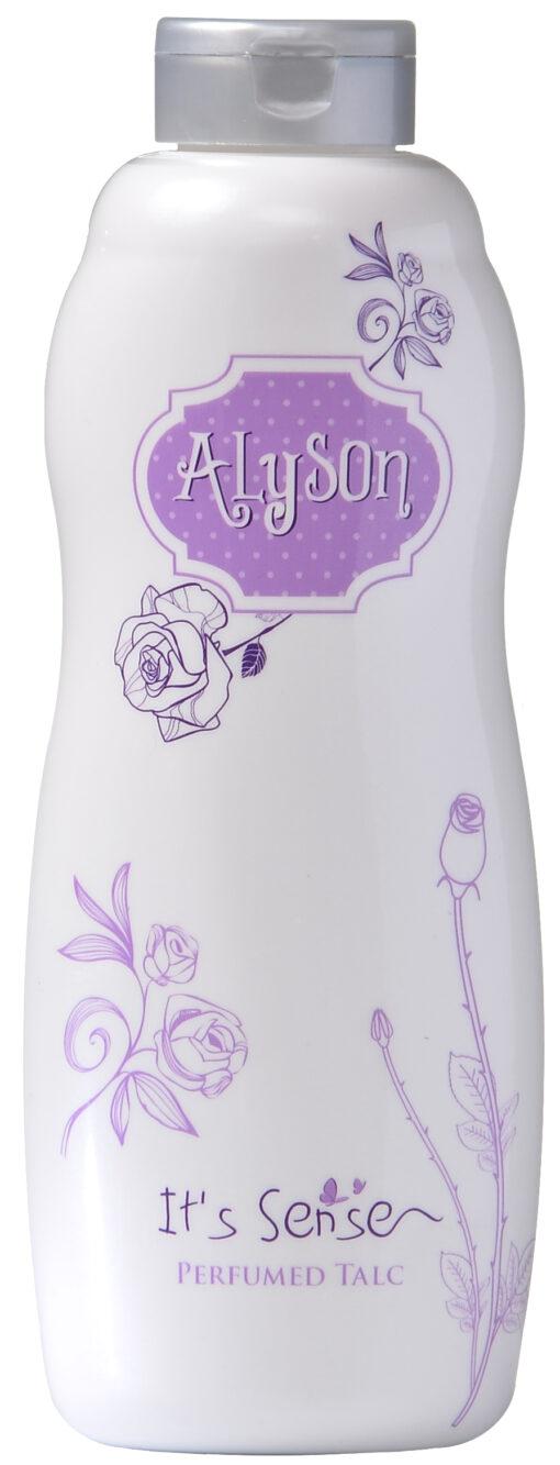 Alyson It's Sense Perfumed Talc -150g