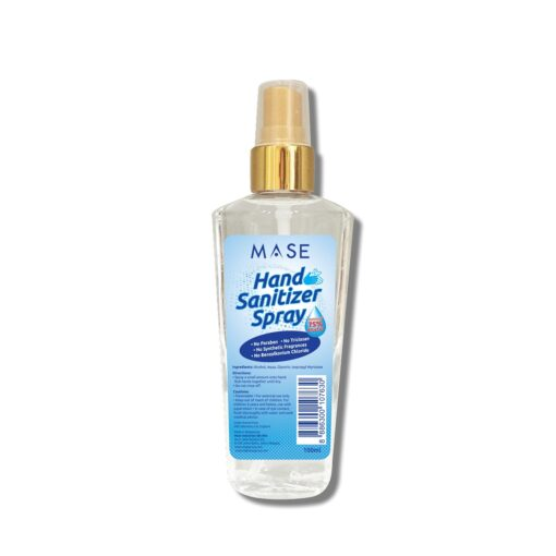 MASE Hand Sanitizer Spray-美诗喷雾消毒液 (100ml)