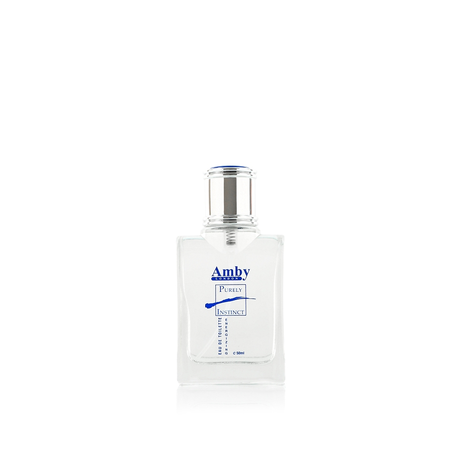 AMBY LONDON EAU DE TOILETTE - ENERGIZING-50ml